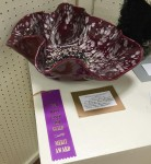 Merit Award: Ruby Red Slippers by Cindy Bieler