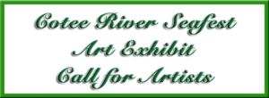 Cotee River Seafest Call for Artists