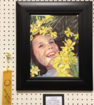 Marissa in Daffodils by Darla Willhite Nolan