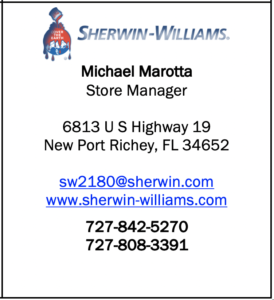 Sherwinn-Williams