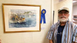 Lionel Sanchez Earns First Place in Pasco Art Guild's Invitational Art Show
