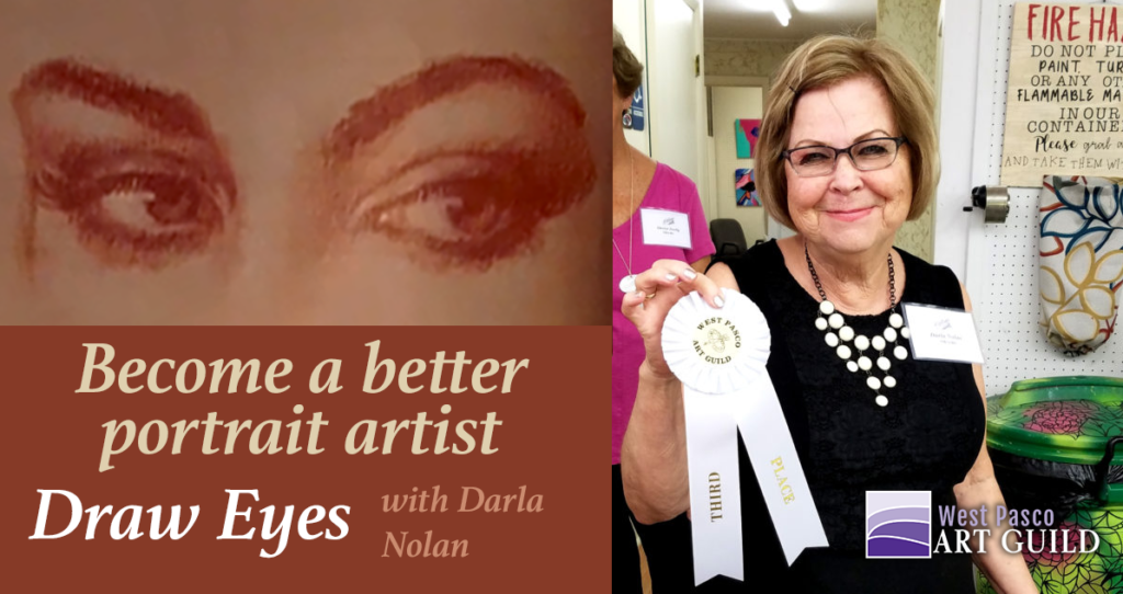Drawing Eyes with Darla Nolan