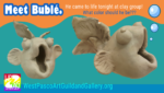 Meet Bublé Clay Pinchpot Fish