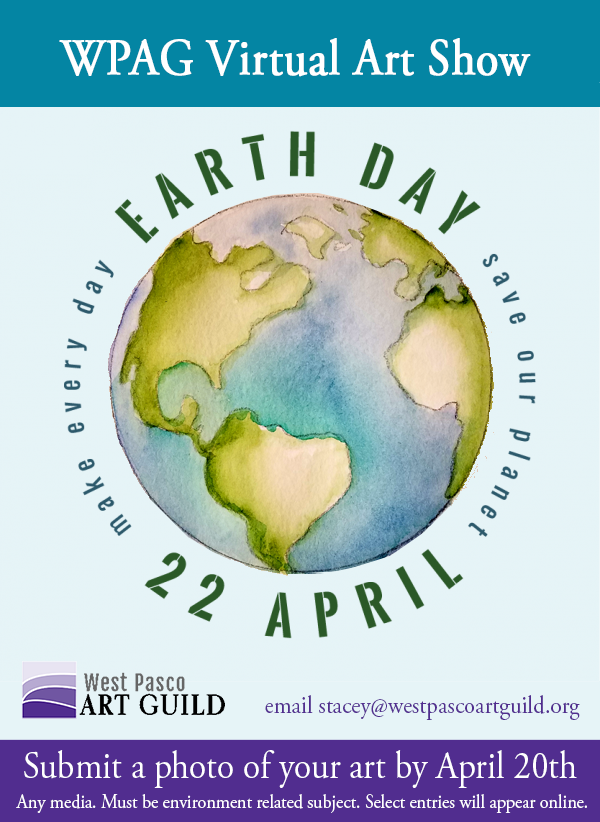 Earth Day Virtual Art Show