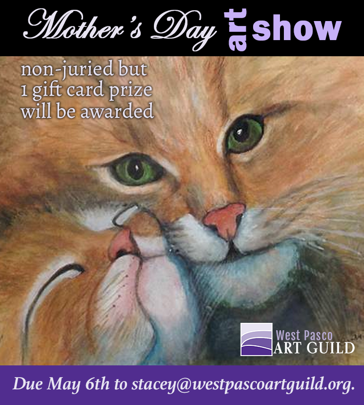 WPAGMother's Day Art Show