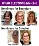 2020 WPAG Elections: Nominees