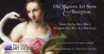 Practice Painting like an Old Master Art Show & reception March 2020