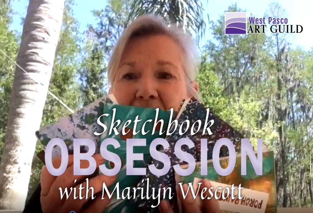 Sketchbooking with Marilyn Wescott